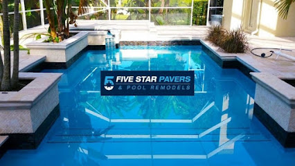 Concrete contractor Five Star Pavers & Pool Remodels