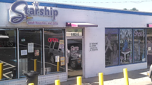 Starship adult stores