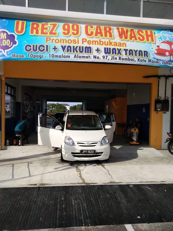 U Rez 99 Car Wash