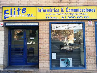 Empresa Elite Computer SL ✅ Mantenimiento informático Madrid