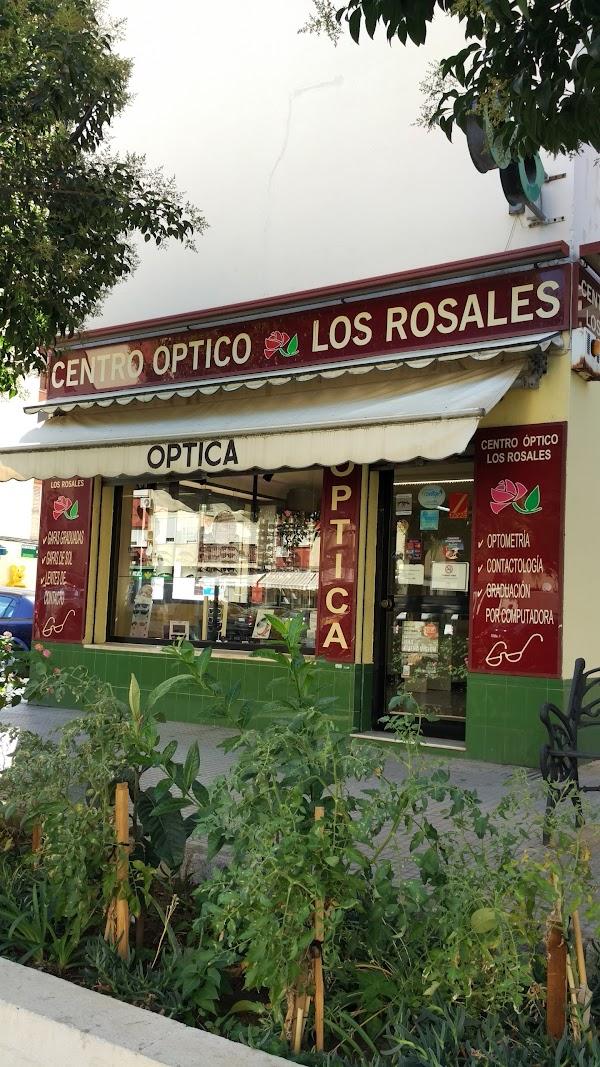 Centro Óptico Los Rosales