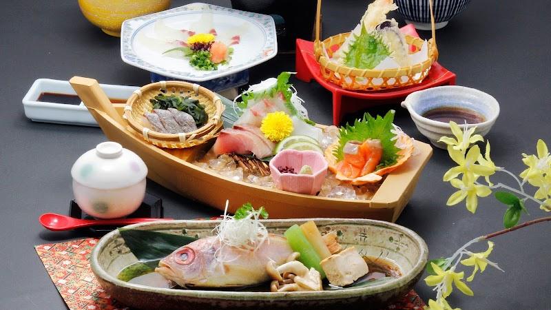 しゃぶしゃぶ 寿司 和食 海王