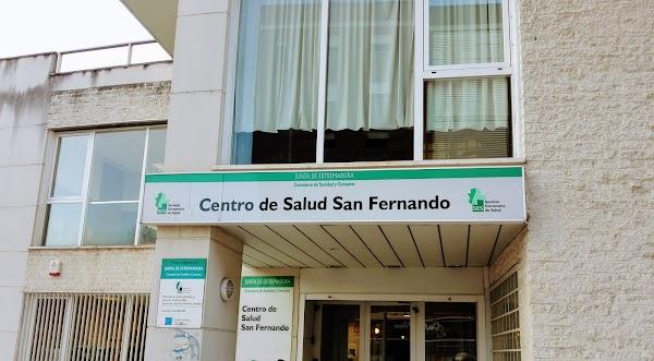 Centro de Salud de San Fernando