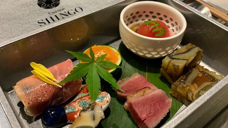 Cuisine SHINGO日本橋