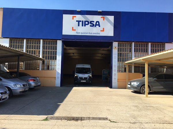 TIPSA HUESCA