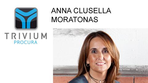 Procuradora Anna Clusella Moratonas