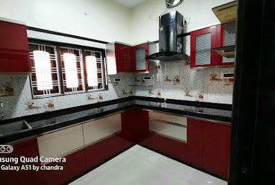 Crystal Modular Kitchen – Top Kitchen Design in Napgur, Top Modular Kitchen In NagpurNagpur
