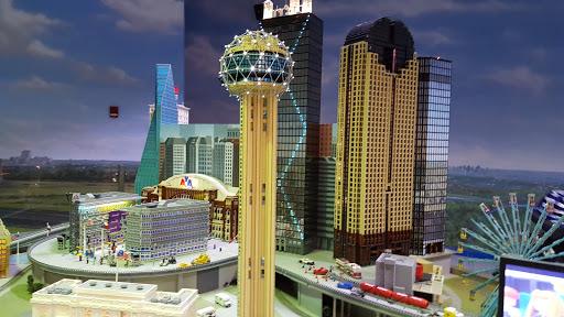 Center «LEGOLAND Discovery Center Dallas / Fort Worth Grapevine ...