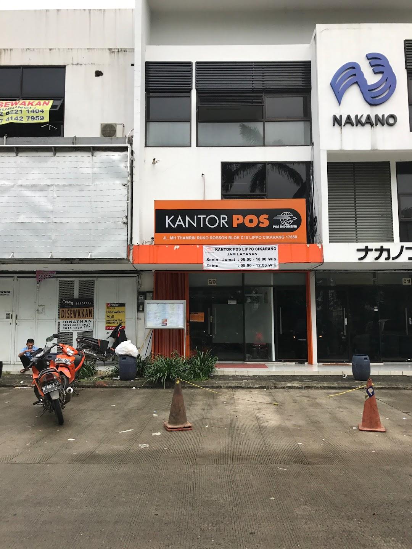 Kantor Pos Indonesia Di Kota Bekasi