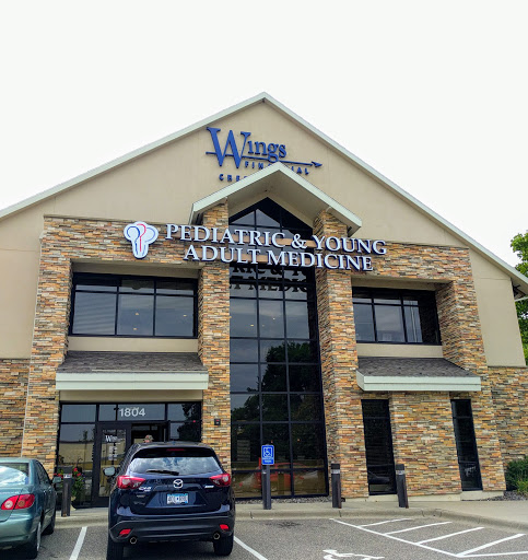Wings Financial Credit Union, 1804 7th St W, St Paul, MN 55116, Credit Union