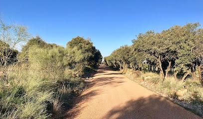 Vía Verde de la Sierra de Alcaraz (parking Balazote)