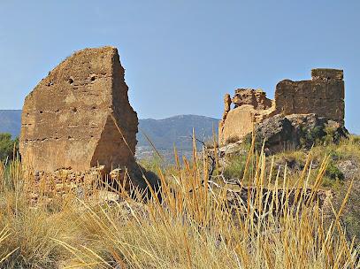 Castillo árabe de Lojuela