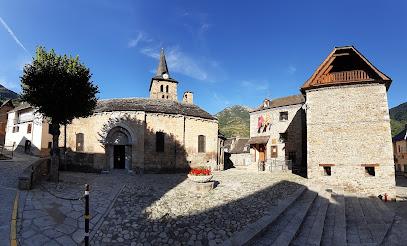 Glèisa romanica dera Mair de Diu dera Purificacion