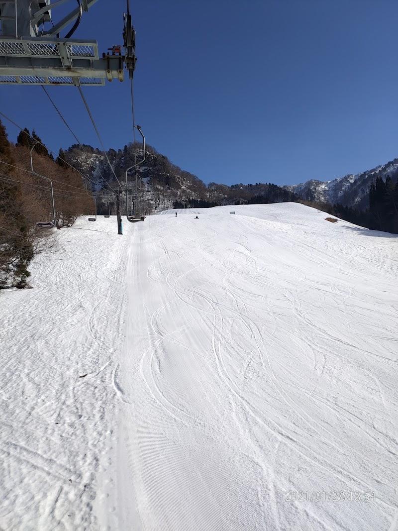 氷ノ山 スキー 場