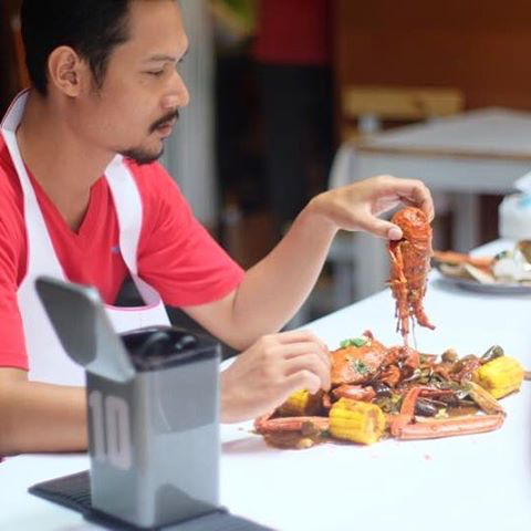 THE CRABBYS SAHID JWALK MALL BABARSARI
