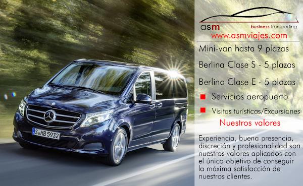 ASM Viajes - Transfer Granada