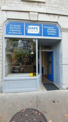 Réparation électronique La Vape Shop à Kingston (ON)   LiveWay