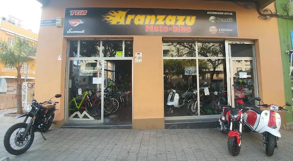 Aranzazu MotoBike  Benelli en Tenerife