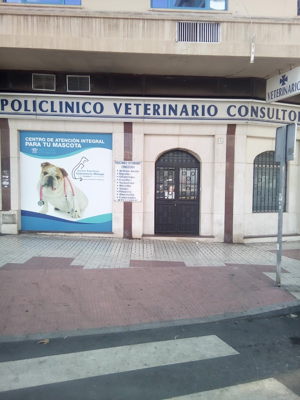 Centro Policlínico Veterinario Málaga Dr. Flores Alés