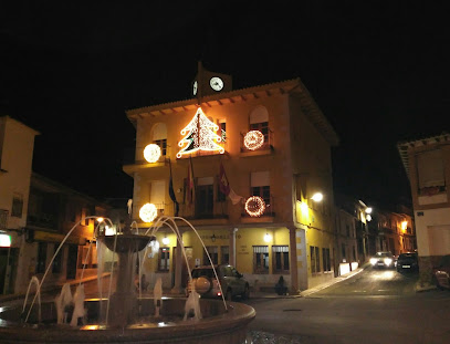 Ayuntamiento de Horcajo de los Montes