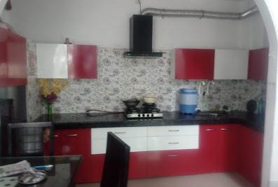 Kitchens Dot Com Modular Kitchen Showroom, Residential Kitchen Manufacturer, Home Kitchen DesignerUdaipur