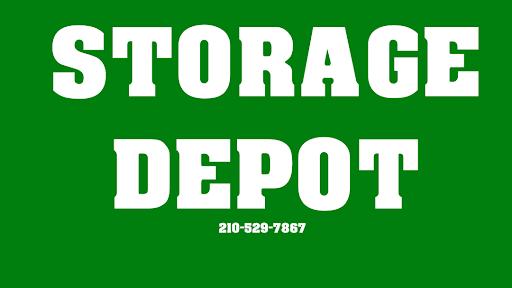 Storage Depot, 1750 S General McMullen Dr, San Antonio, TX 78237, Self-Storage Facility