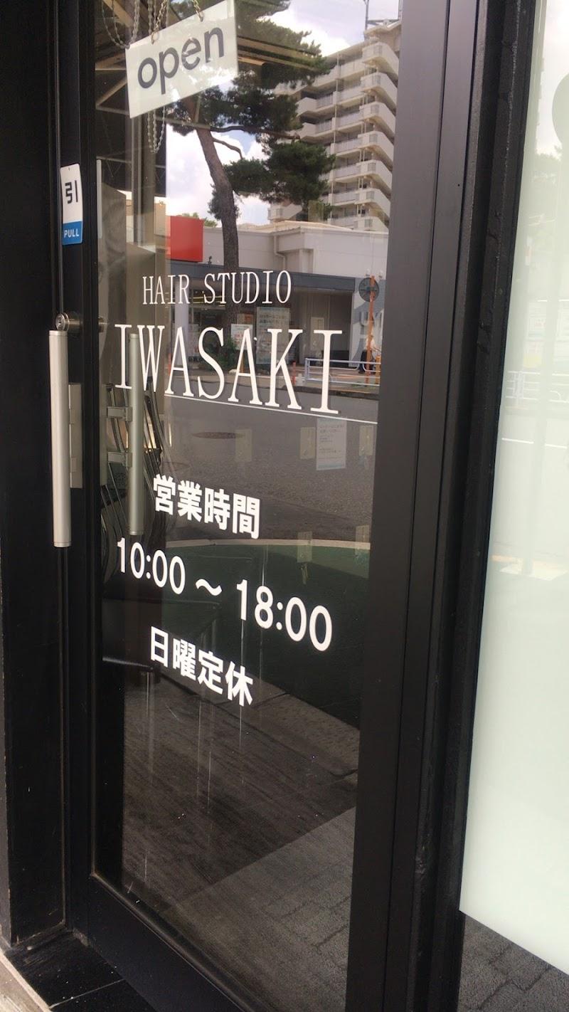 ヘアースタジオイワサキ ひばりヶ丘店