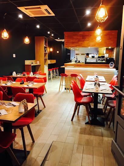 photo du restaurant Sushi Lin Versailles.