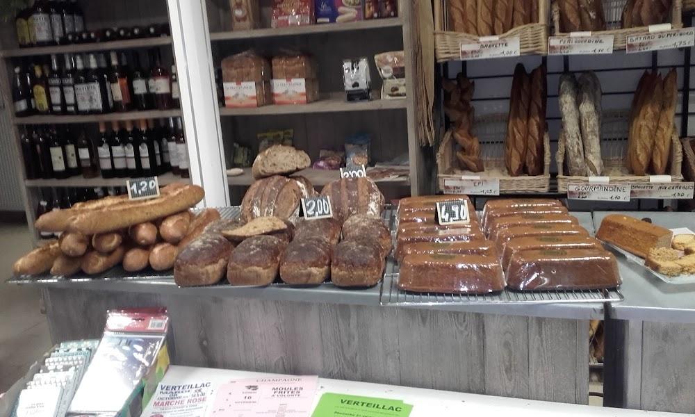 Boulangerie pâtisserie   épicerie salon de thé Cherval