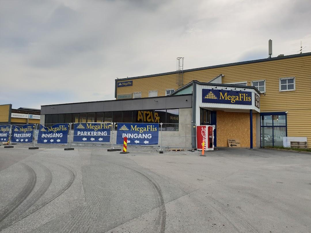 Megaflis Åsane
