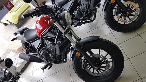 Motorcycle Dealer Sutherland Honda in Fredericton (NB)   AutoDir