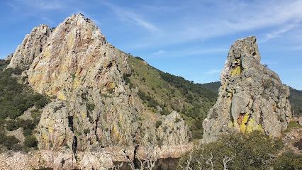 Salto Del Gitano. Parque Nacional De Monfragüe