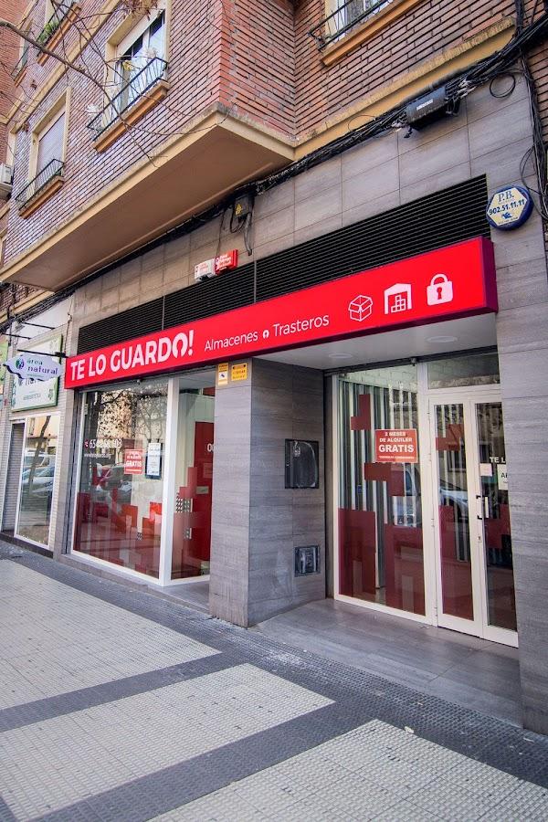 Alquiler de Trateros en Zaragoza  Te lo guardo