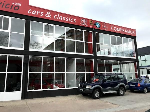 AUTOSERVICIO CARSCLASSICS