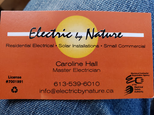 Electrician Electric By Nature in Kingston (ON) | LiveWay