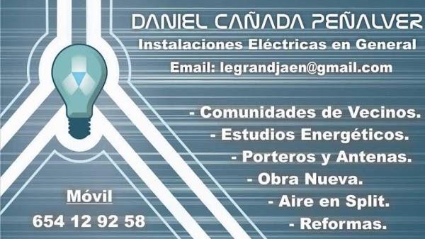 ELECTRICISTA AUTORIZADO EN JAEN CAPITAL. BOLETÍN. CERTIFICADOS. ANTENAS.PORTEROS.