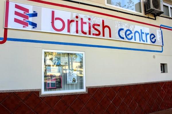 The British Centre of Melilla