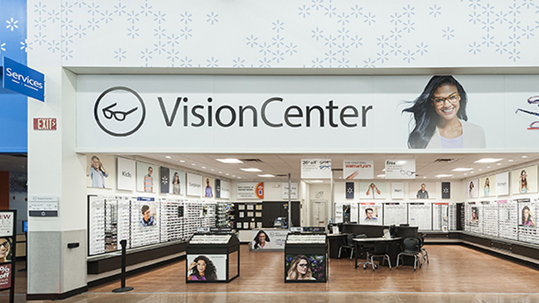 Walmart Vision & Glasses