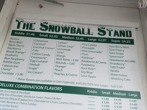 Dessert Shop «The Snowball Stand», reviews and photos, 1970 Woodstock Rd, Woodstock, MD 21163, USA
