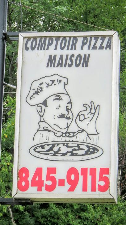 Comptoir Pizza Maison