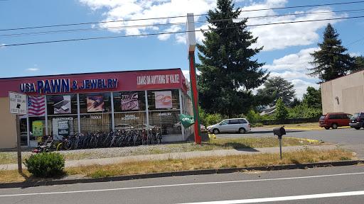 USA Pawn & Jewelry, 15621 SE McLoughlin Blvd, Milwaukie, OR 97267, Pawn Shop