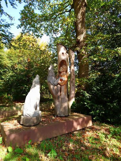 Wolf Park Werner Freund