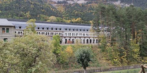 Oficina de la Comarca de la Jacetania. Oficina de Canfranc