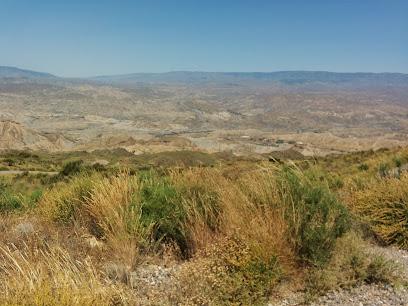 Natural Park Sierra Alhamilla
