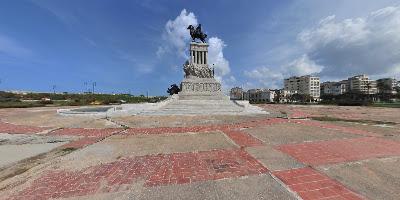 Monumento a Máximo Gómez, Tunel de La Habana, La Habana, Cuba