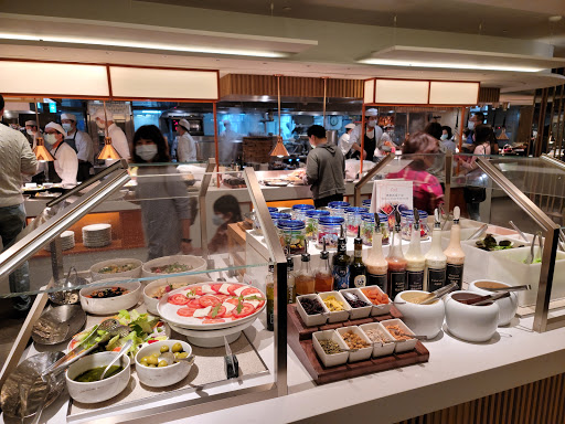 遠東Café自助餐廳 - 香格里拉台北遠東國際大飯店
