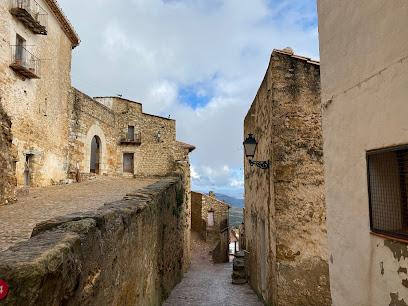Castillo Templario de Culla (ruinas)