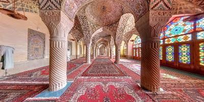 Fars Province, Shiraz, Lotf Ali Khan Zand St, Iran