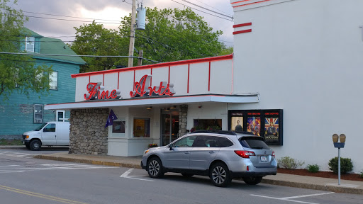 Movie Theater «Fine Arts Theatre», reviews and photos, 19 Summer St, Maynard, MA 01754, USA