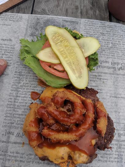 Burgers at Busters